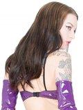 Lak BH in de kleur paars