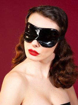Lak oog blinddoek