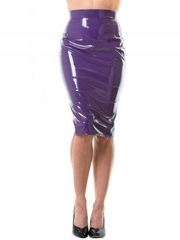 Paarse lak rok
