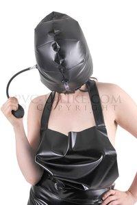 Opblaasbaar pvc masker
